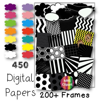 Digital Papers Bundle