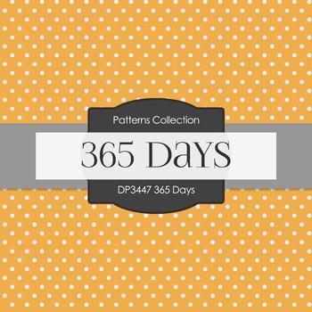 Digital Papers - 25 Days (DP3347)
