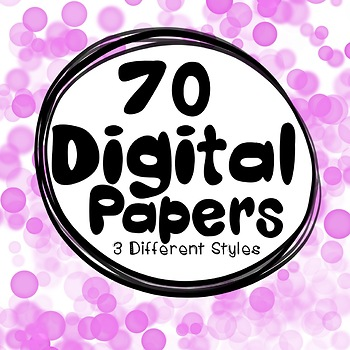 Digital Papers... 70 Pages!!
