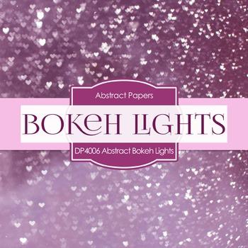 Digital Papers - Abstract Bokeh Lights (DP4006)