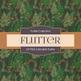 Digital Papers - Adorable Flutter (DP7002)