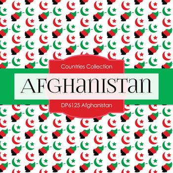 Digital Papers - Afghanistan (DP6125)