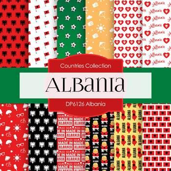 Digital Papers - Albania (DP6126)
