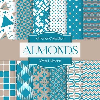 Digital Papers - Almond (DP4261)
