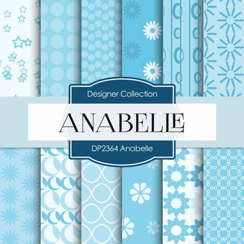 Digital Papers -  Anabelle (DP2364)