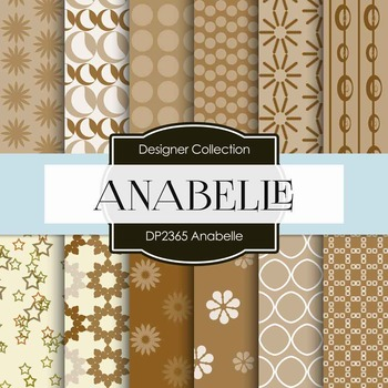 Digital Papers -  Anabelle (DP2365)