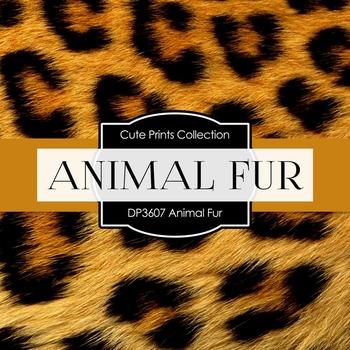 Digital Papers - Animal Fur (DP3607)
