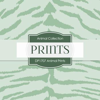 Digital Papers -  Animal Prints (DP1707)