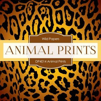 Digital Papers - Animal Prints (DP4014)
