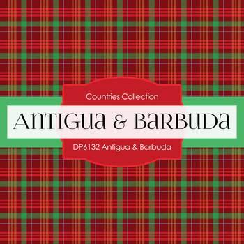 Digital Papers - Antigua and Barbuda (DP6132)