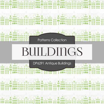 Digital Papers - Antique Buildings (DP6291)