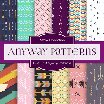 Digital Papers - Anyway Patterns (DP6114)
