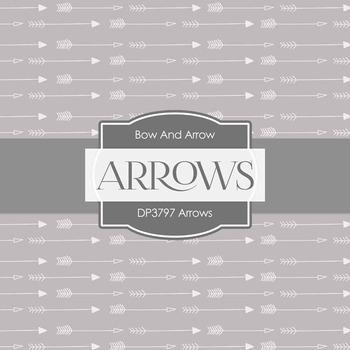 Digital Papers - Arrows (DP3797)