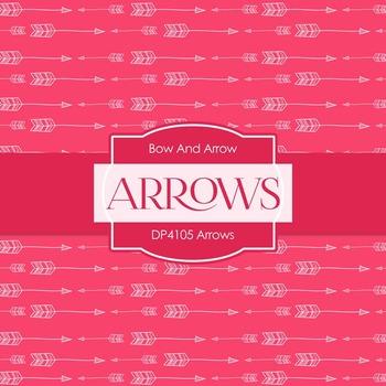 Digital Papers - Arrows (DP4105)