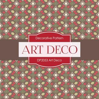 Digital Papers - Art Deco (DP2053)