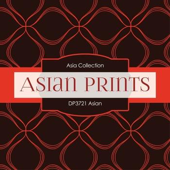 Digital Papers - Asian (DP3721)