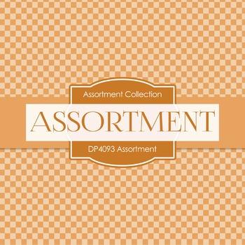 Digital Papers - Assortment (DP4093)