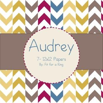 Digital Papers: Audrey
