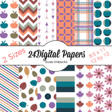 Digital Autumn Papers