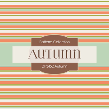 Digital Papers - Autumn (DP3452)