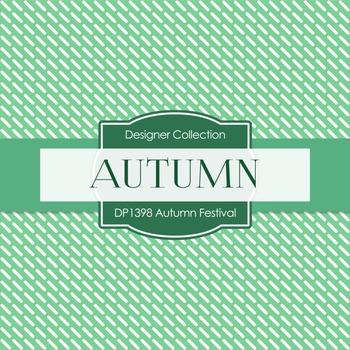Digital Papers - Autumn Festival (DP1398)