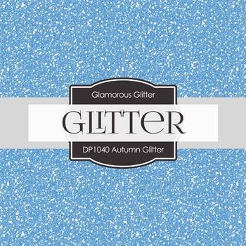 Digital Papers - Autumn Glitter (DP1040)