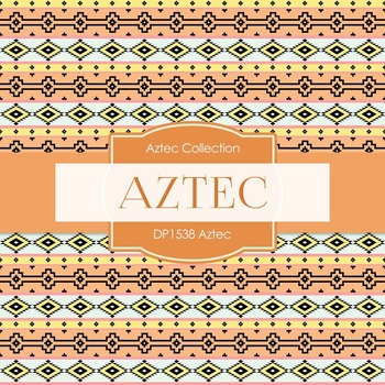 Digital Papers - Aztec (DP1538)