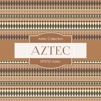 Digital Papers - Aztec (DP3737)