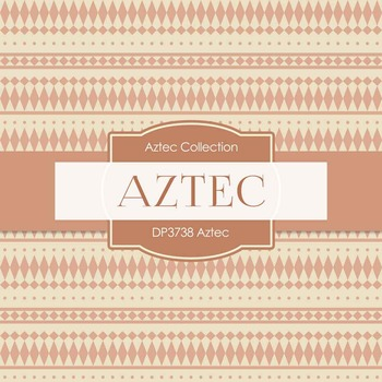 Digital Papers - Aztec (DP3738)