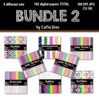 Digital Papers BUNDLE 2