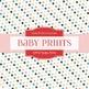 Digital Papers - Baby Prints (DP937)