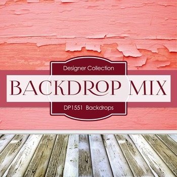 Digital Papers - Backdrops (DP1551)