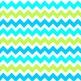 Digital Papers - Bahama Blue