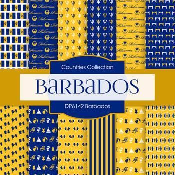 Digital Papers - Barbados (DP6142)