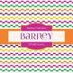 Digital Papers - Barney (DP1839)