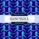 Digital Papers - Baseball (DP4504)