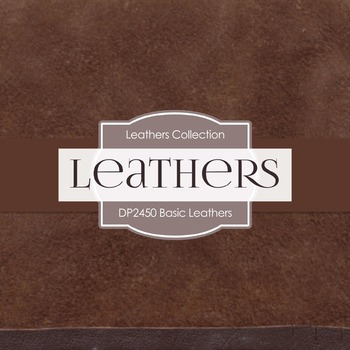 Digital Papers - Basic Leathers (DP2450)