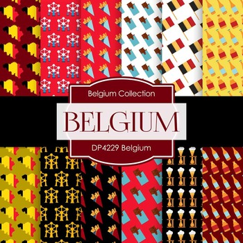 Digital Papers - Belgium (DP4229)