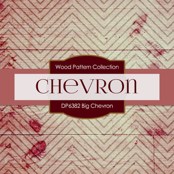 Digital Papers - Big Chevron (DP6382)