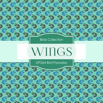 Digital Papers - Bird Paradise (DP264)
