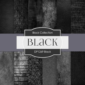 Digital Papers - Black (DP1269)