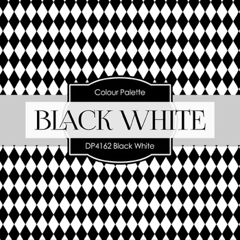 Digital Papers - Black White (DP4162)