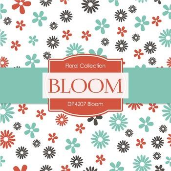 Digital Papers - Bloom (DP4207)