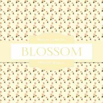 Digital Papers - Blossom (DP4372C)