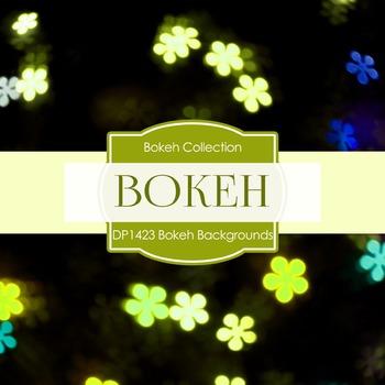 Digital Papers - Bokeh Backgrounds (DP1423)