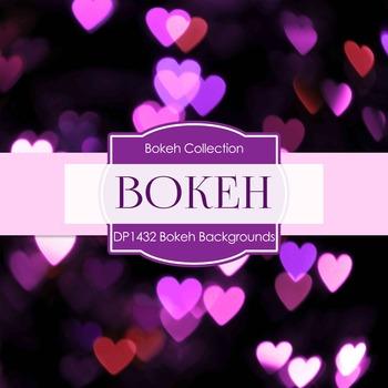 Digital Papers - Bokeh Backgrounds (DP1432)
