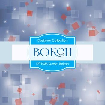 Digital Papers - Bokeh (DP1035)
