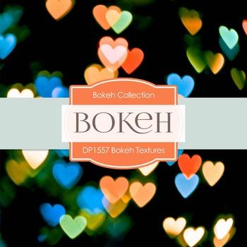 Digital Papers - Bokeh Textures (DP1557)