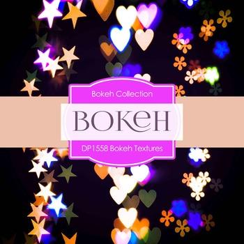Digital Papers -  Bokeh Textures (DP1558)