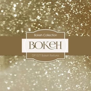 Digital Papers -  Bokeh Textures (DP1577)